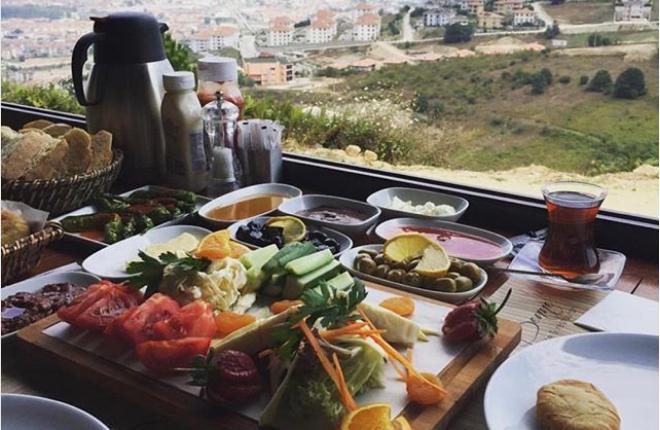 Serdivan günlük kahvaltı
