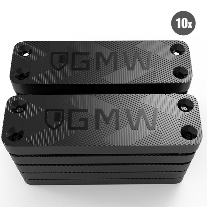 GMW Magnetic Gun Mount, War Door Series [10 Pack] | 35 lbs ...