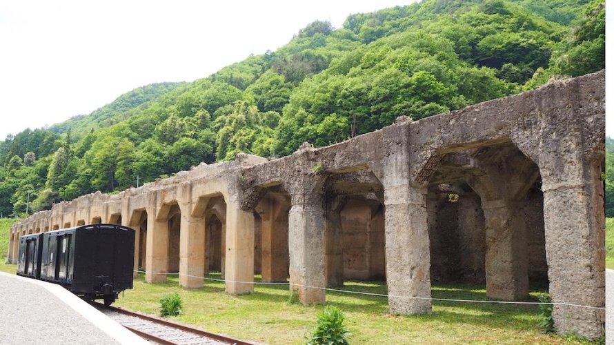 旧太子駅は古代遺跡感あふれる山奥の綺麗な廃駅スポット!【群馬】おすすめスポット