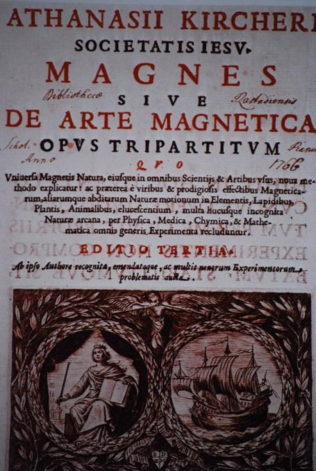 Kircher, einer der größten Gelehrten des Barock.