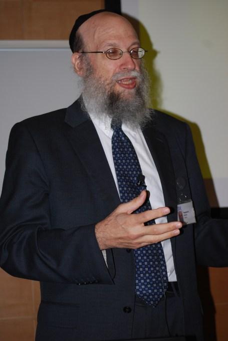 IBM-Forscher Moshe Rappoport