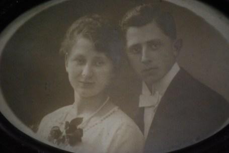 Wilhelm Alfons Sohn mit meiner Großmutter Frieda