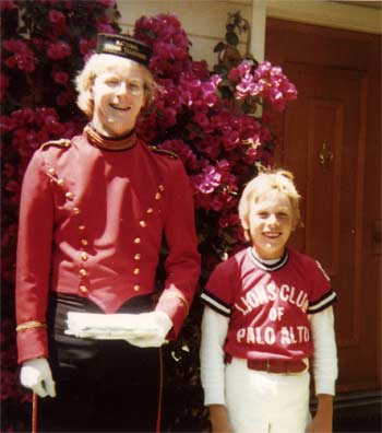 Western Onion Me and Little League Brother