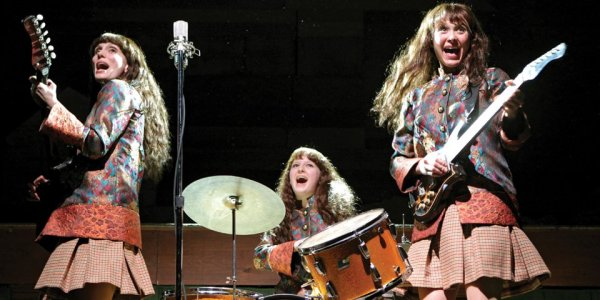 Shaggs Sisters Off-Broadway 2011