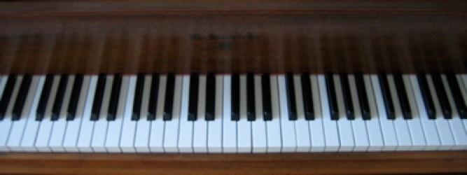 Nana's Knabe Piano