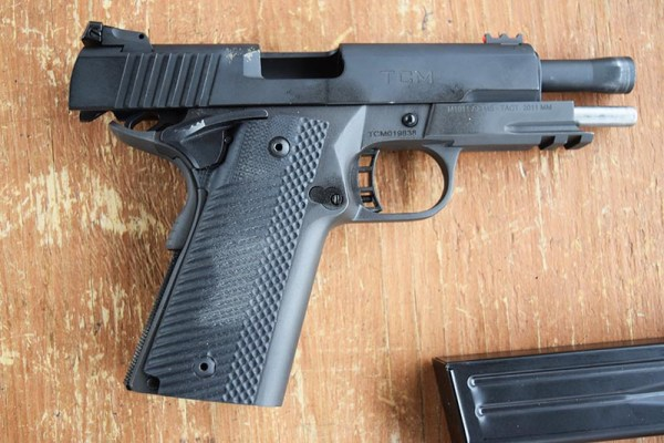 Rock Island 22 TCM Pistol Review (Convertible 9mm 1911