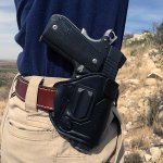 Blackhawk Leather Holster Review: Brand New MBoss