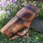 Blackhawk Premium Leather IWB Holster Review