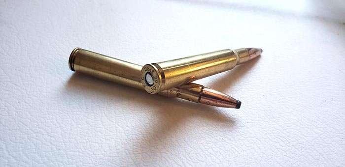 30-06 Springfield Ballistics - Gunners Den
