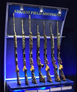Shotgun Choke Tubes Interchangeability