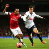 Theo Walcott v Tottenham FA Cup