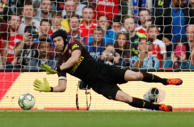 Cech Saves