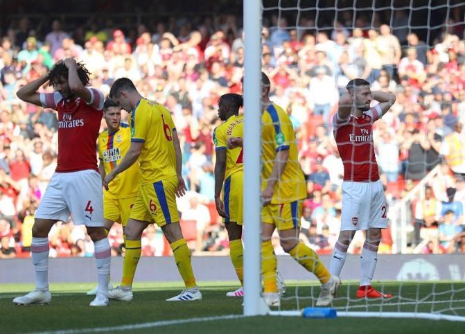 Arsenal-2-3-Crystal-Palace