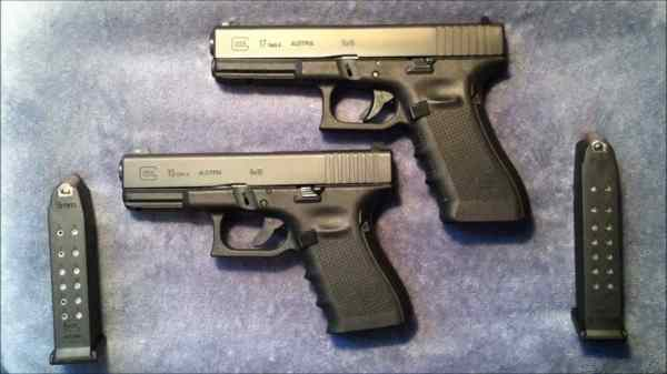 Glock 17 vs. Glock 19: The Devil is in the Details