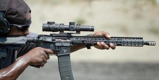AR15 w/ LPVO