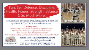 Tavistock Taekwondo