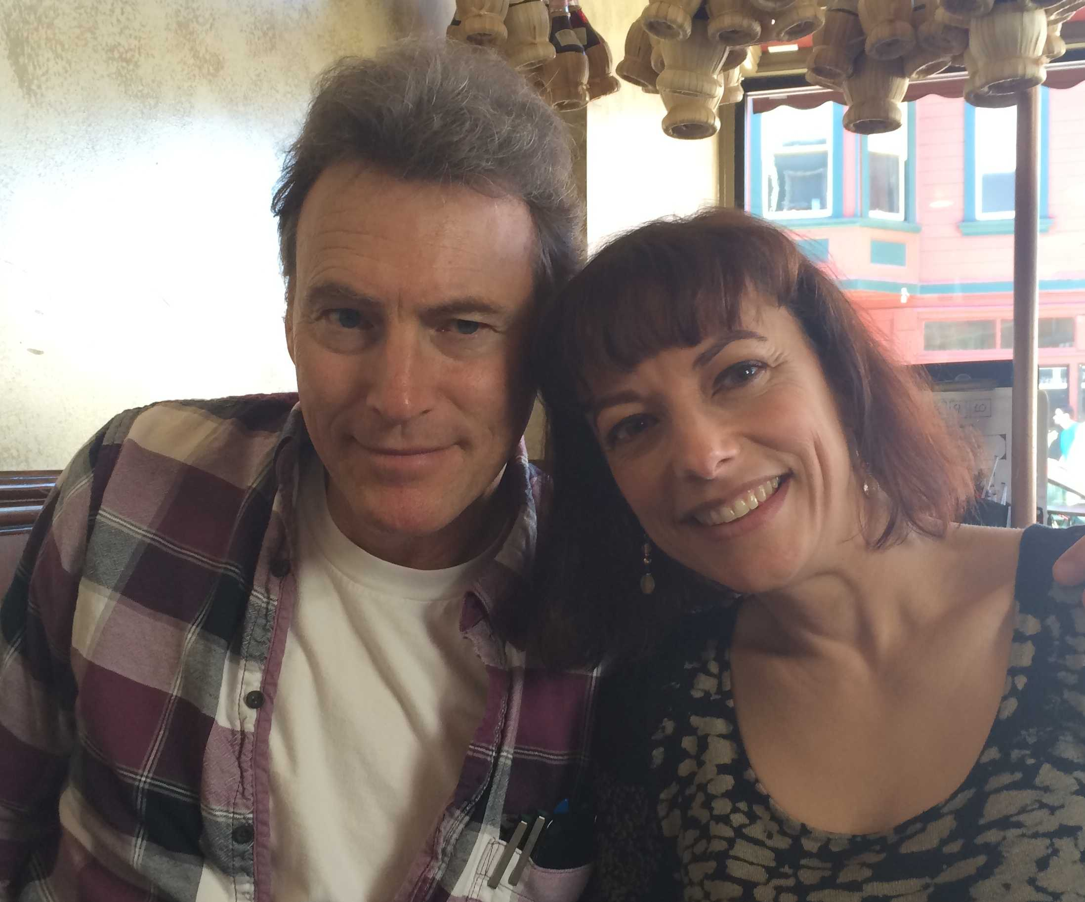 Marc Igler and Jennifer Cray