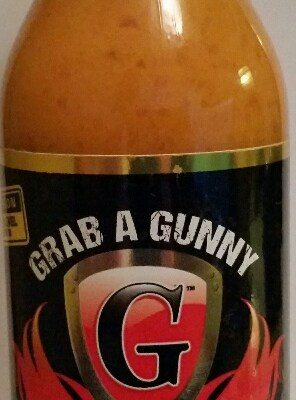 gunny sauces orange ginger