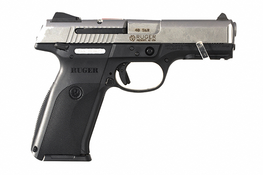 View All Versions Of The Ruger Sr40