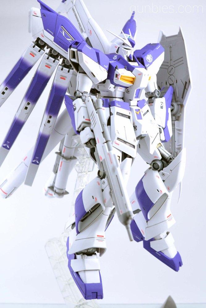 MG 1/100 RX-93-v2 Hi-V Gundam Ver. Ka Complete (2/6)