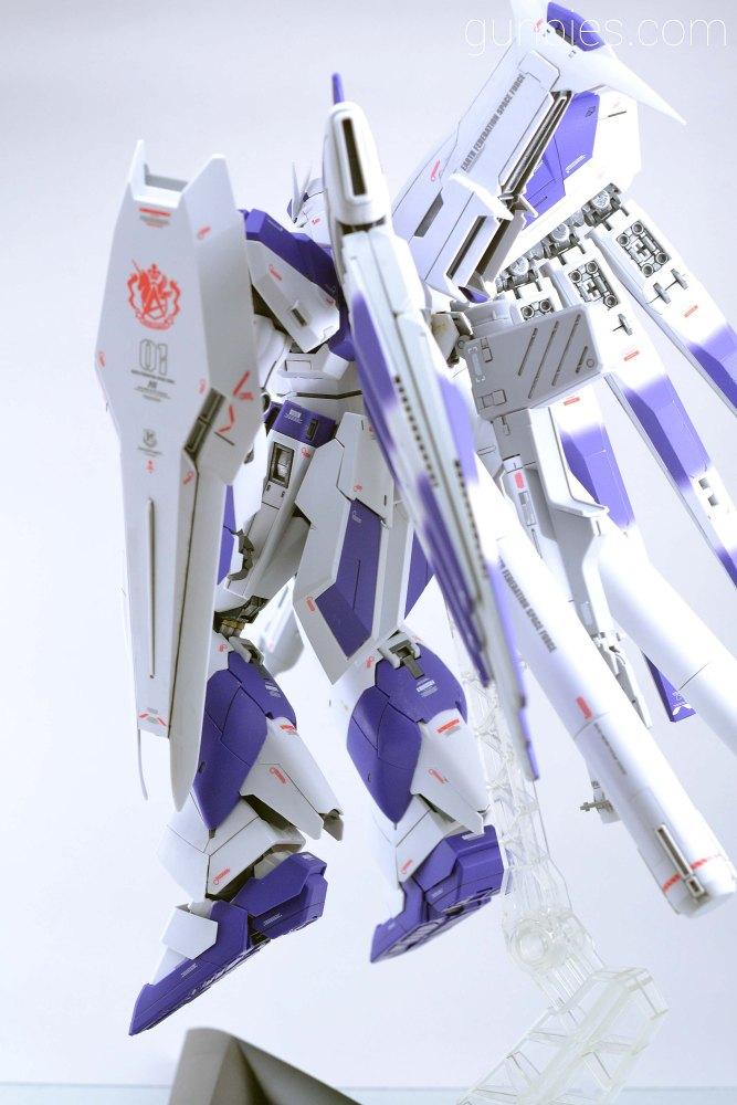 MG 1/100 RX-93-v2 Hi-V Gundam Ver. Ka Complete (5/6)