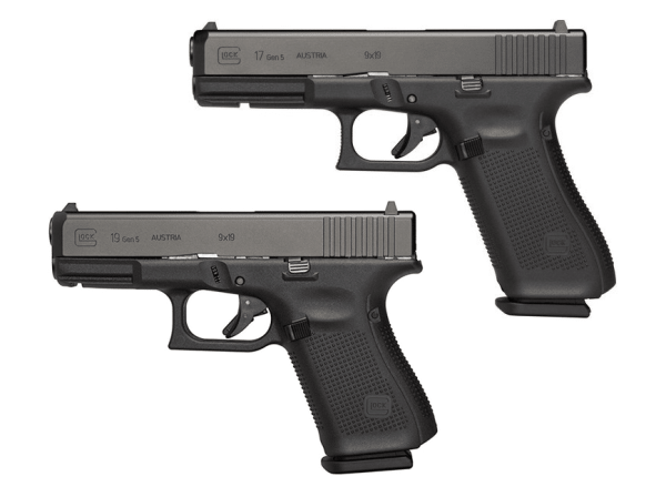 Glock 17 vs 19 Comparison: See Which is Better for You