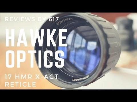 Hawke Vantage IR .17 HMR