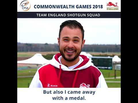 Aaron Heading Commonwealth Games Introduction