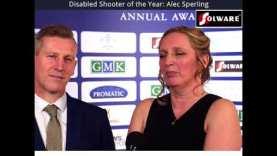CPSA Awards 2018 – Alec Sperling, Disabled Shooter OTY