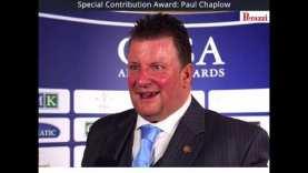 CPSA Awards 2018 – Paul Chaplow, Special Contribution Award
