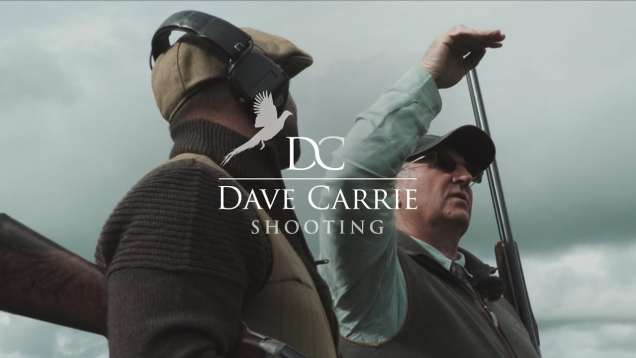 Dave Carrie (Extreme Partridge Shooting) – Drumlanrig Castle Day 2