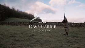 Dave Carrie Returns to Jervaulx (High Bird Shooting)