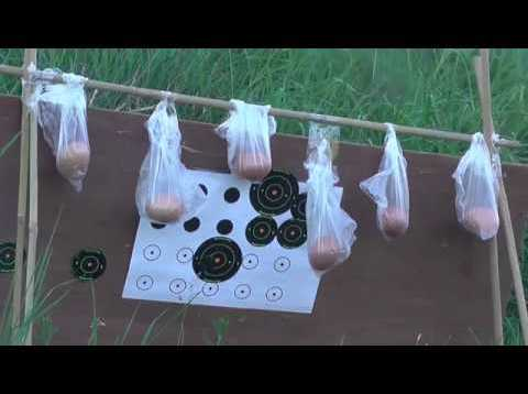 6 Eggs 6 Shots 300 Yards Massive Failure