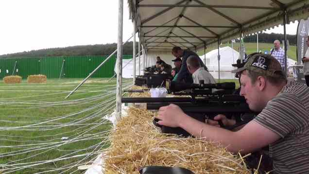 CLA Game Fair 2015 with Point of Impact TV