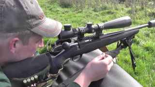 Long Range Magpie Tikka T3 243 436 yards