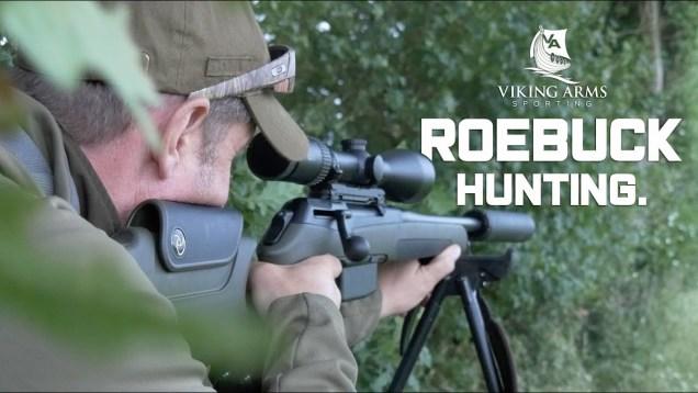 Roebuck Hunting Merkel HELIX Speedster