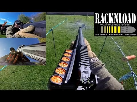 Shotgun Action PSG (Range Time) by RACKNLOAD
