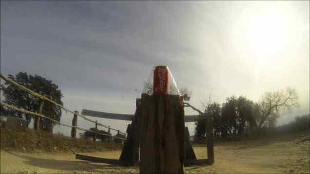 Soda Can Challenge