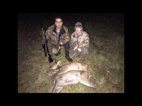 Sussex Doe Double – Evening Roe Deer Stalking