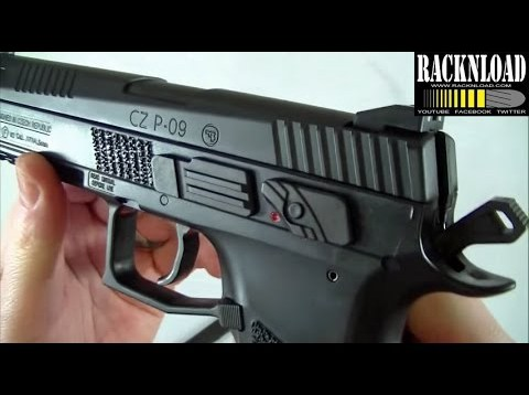 ASG CZ P-09 Duty (C02) FULL REVIEW by RACKNLOAD
