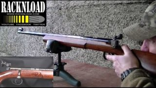 BSA Century .22lr (Range Time) by RACKNLOAD