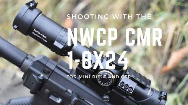 The Brand New scope from North West Custom Parts.