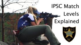 IPSC Match Levels Explained