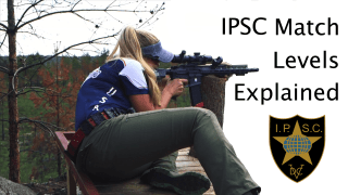 IPSC Match Levels Explained