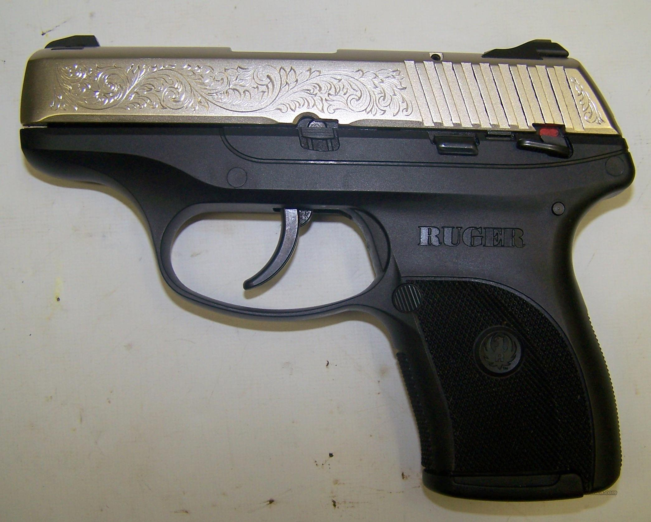Ruger Lc9 Silver Talo Edition 9mm Limited 1 Of For Sale