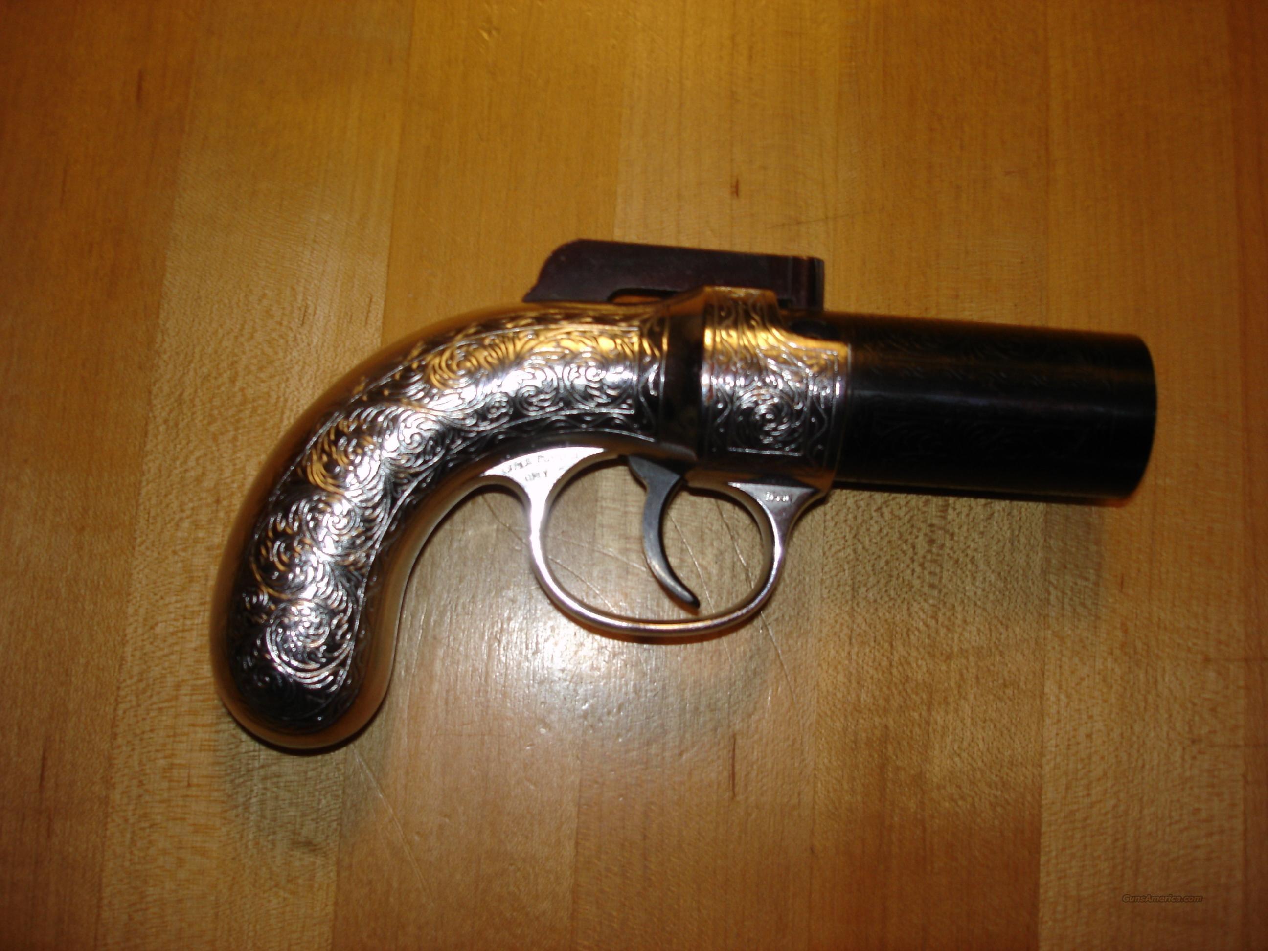 Black Powder Pocket Pistol
