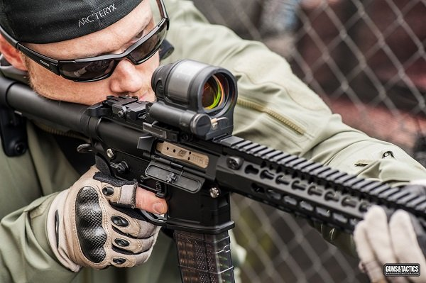 Building the lightest AR possible