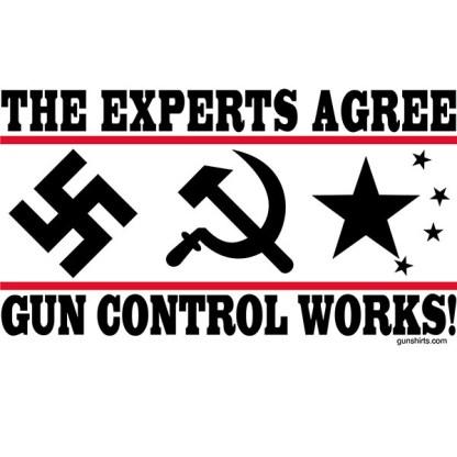 experts agree gun control works lights design