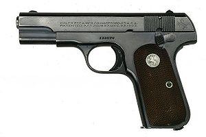 Colt's Pocket Model
