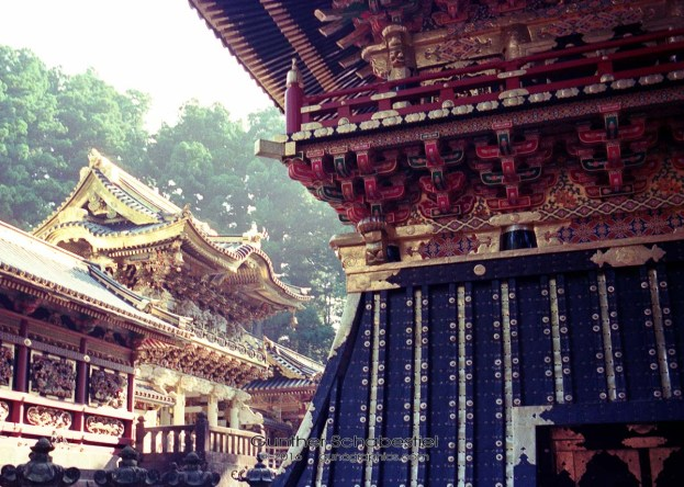 I was stationed at a Naval Air base in Atsugi Japan and took a motorcycle trip to Kyoto. 35mm Color Negative Film
